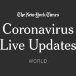 Live Coronavirus World Updates – The New York Times