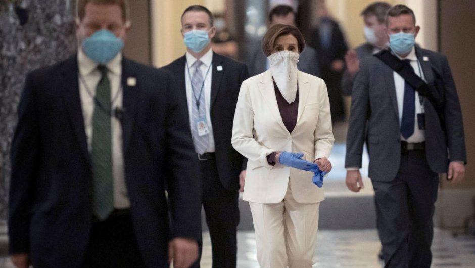 Pelosi unveils massive new coronavirus relief bill
