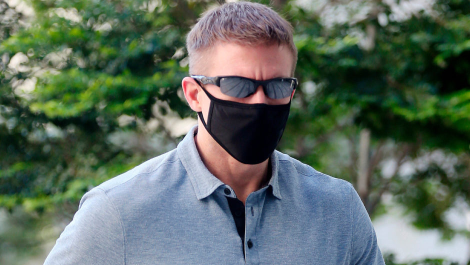 US pilot jailed in Singapore for breaking coronavirus quarantine
