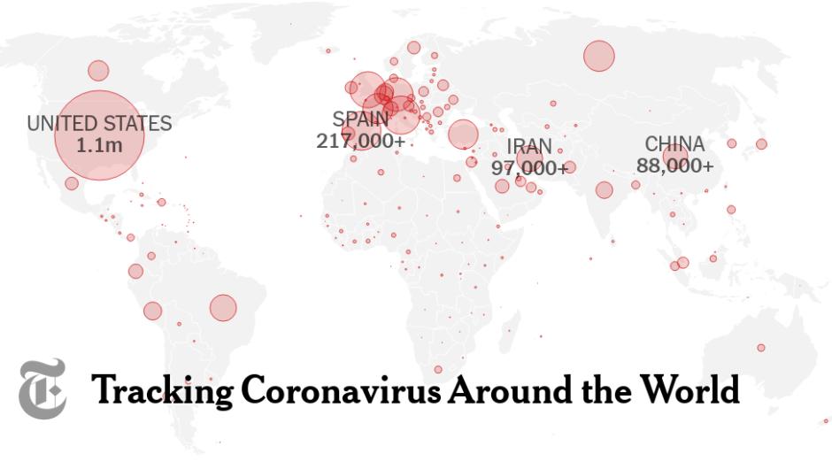 Coronavirus in the U.S.: Latest News and Updates