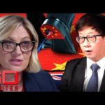 Chinese academic claims Australia's call for COVID-19 inquiry is 'divisive' | 60 Minutes Australia