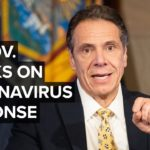 New York Gov. Andrew Cuomo holds news conference on the coronavirus outbreak — 5/29/2020