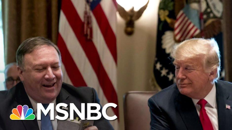 Trump Again Criticizes China For Coronavirus Response | Deadline | MSNBC