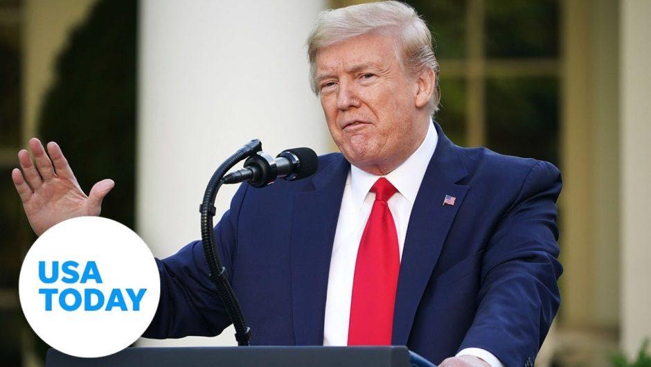 President Trump holds briefing on coronavirus testing (LIVE) | USA TODAY