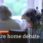 Criticised government to detail extra care home support – Covid-19: Top stories this morning – BBC
