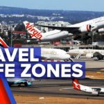Coronavirus: Countries divided into safe zones for travelling | Nine News Australia
