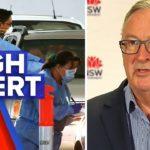 Coronavirus: NSW on high alert after one confirmed case   Nine News Australia