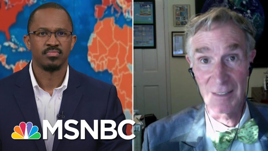 Coronavirus Pandemic Illustrates Importance of Scientific Literacy | MSNBC