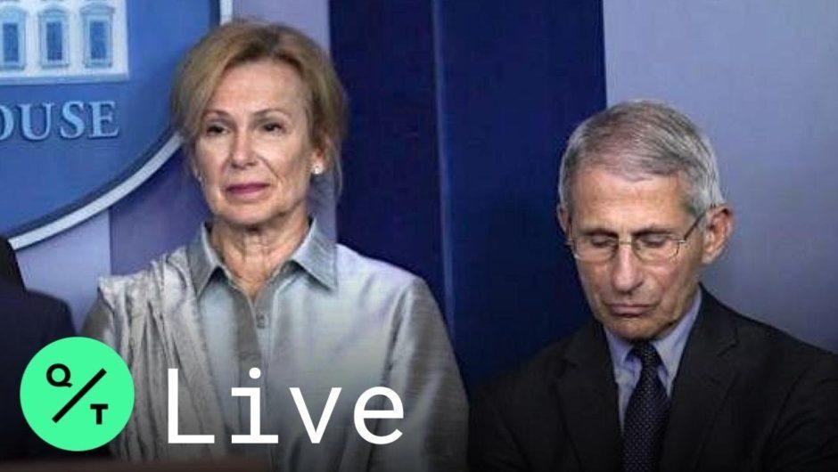 Coronavirus Updates: Fauci to Self-Quarantine After White House Exposure; Johnson Eases UK Lockdown