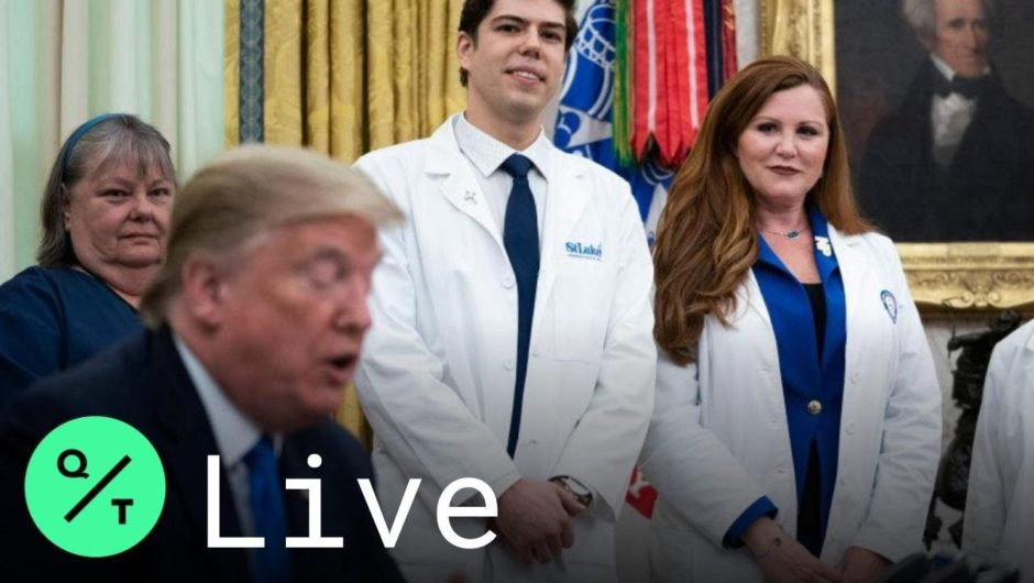 Coronavirus Updates: McEnany Defends Blocking Fauci Testimony, Trump Contradicts Nurse Over PPE