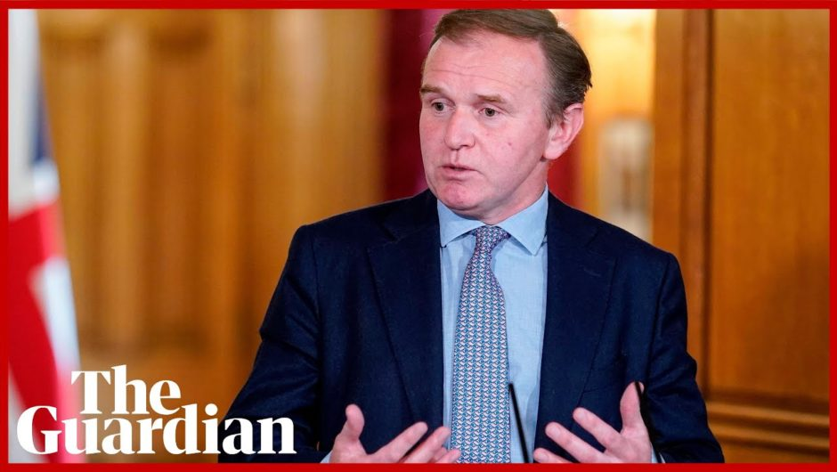 Coronavirus: George Eustice gives update on the outbreak in the UK – watch live