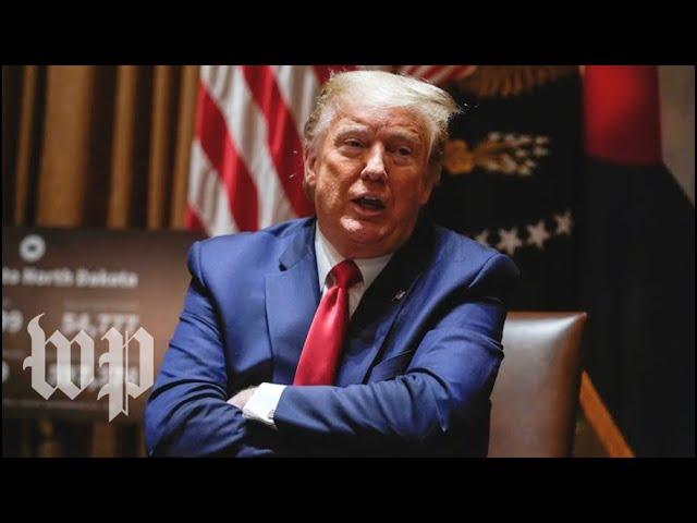 WATCH: Trump delivers remarks on coronavirus vaccine development