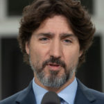Trudeau's 21-Second Pause Becomes the Story in Canada