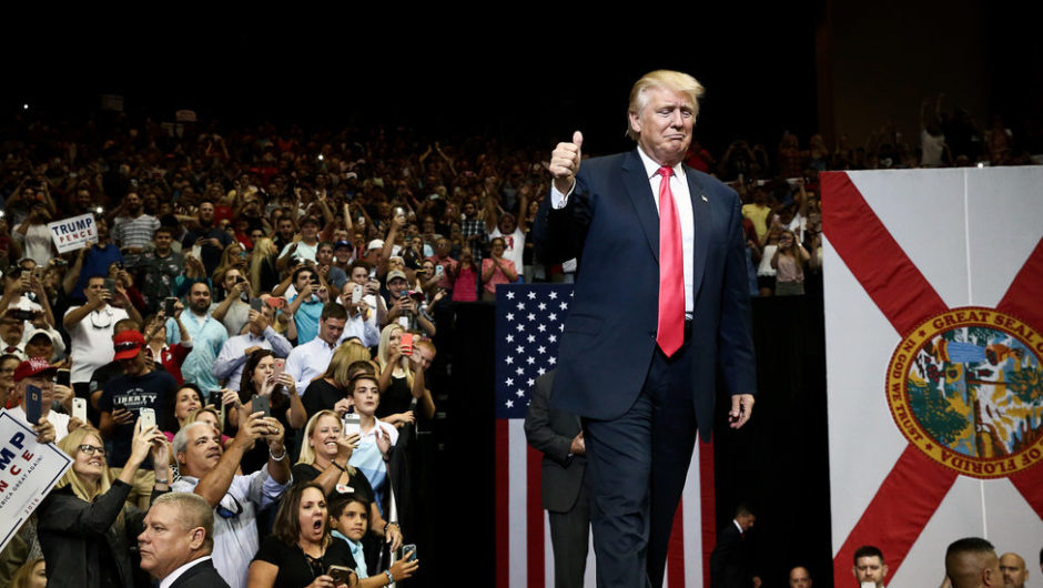 Trump Will Give Convention Speech in Jacksonville, Capping a Dispute Over Safety