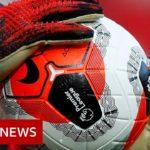 Coronavirus: English Premier League suspends all matches until 3 April  – BBC News