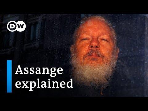 UN Rapporteur: Assange shows 'signs of psychological torture' | DW News