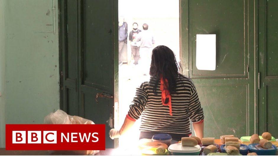 Coronavirus: How lockdown affected Argentina's livelihoods – BBC News