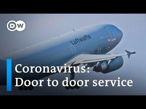 Coronavirus evacuees go from lockdown in China to quarantine at home | DW News