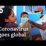 Coronavirus spreads to India and Philippines   DW News