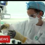 Hospital frontline: fighting a new disease with no effective drugs or vaccine – BBC News