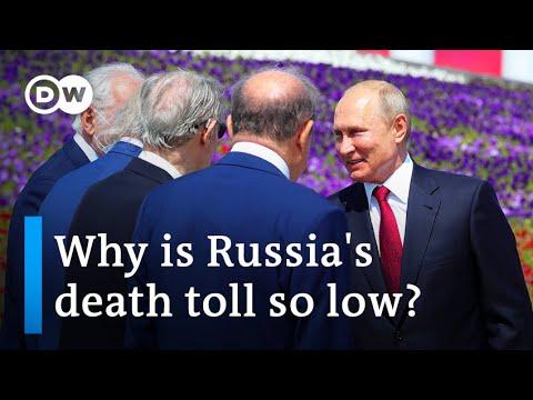 Questions plague Russia's coronavirus reporting   DW News