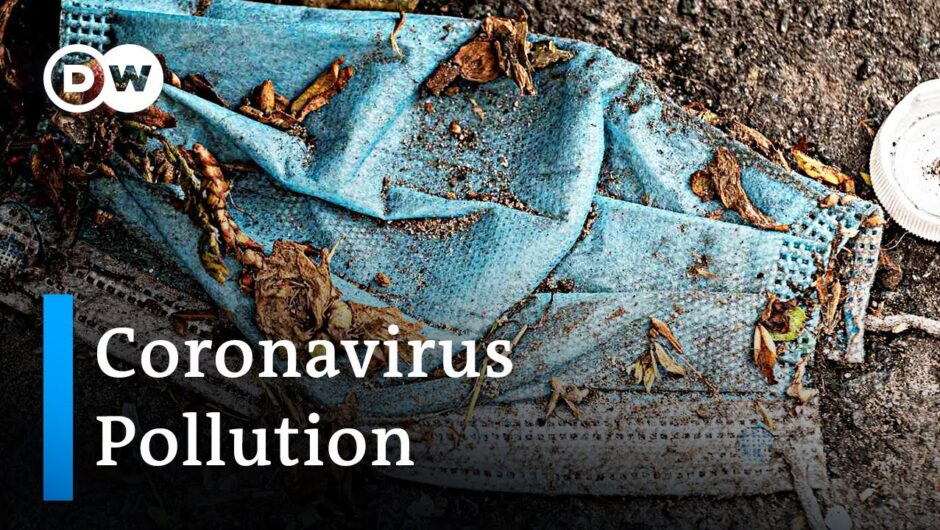What effect does the coronavirus pandemic have on pollution and climate change? | DW News