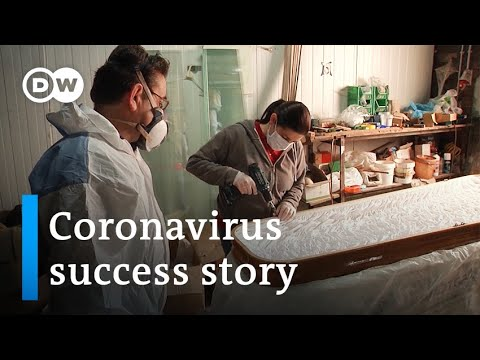Coronavirus: Business is booming for Spain's coffin makers   Focus on Europe
