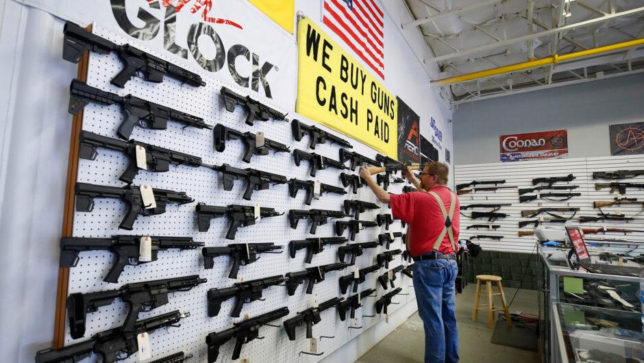 Gun sales soar amid coronavirus pandemic, George Floyd fallout