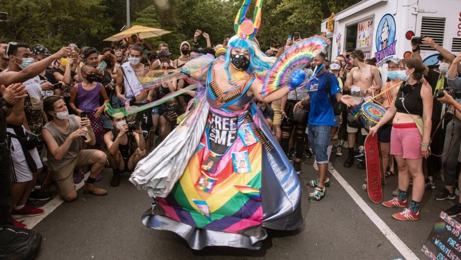 Celebrating Pride in a Time of Protests and Pandemic