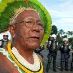 Amazon indigenous chief dies with coronavirus