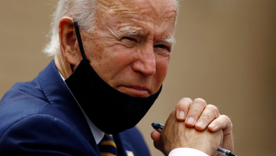 Trump's coronavirus testing joke riles up Biden campaign
