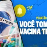 Brasileiros receberão vacina contra COVID-19 em breve – Plantão COVID-19: As boas notícias
