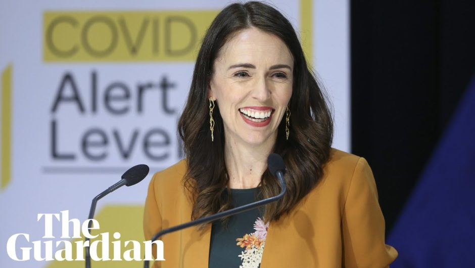 'I did a little dance': PM Ardern declares New Zealand Covid-19 free