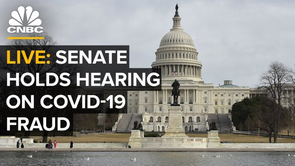WATCH LIVE: Senate Judiciary Committee holds hearing on response to Covid-19 fraud — 6/9/2020