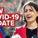 Coronavirus: NSW Premier's update on lifting more COVID-19 restrictions | 9 News Australia