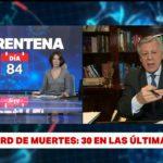 Coronavirus en Argentina: ya son 765 muertos y 27.373 infectados – Telefe Noticias