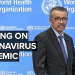 World Health Organization holds news conference on the coronavirus pandemic – 6/1/2020
