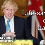 Coronavirus: First life-saving drug proven, dexamethasone – Covid-19 Government Briefing 🔴 BBC