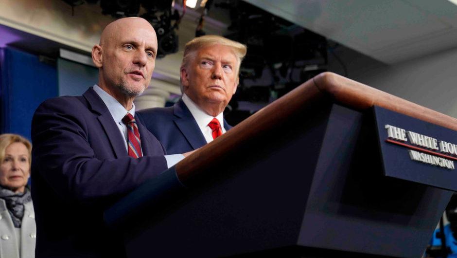 Trump Hydroxychloroquine Push Secured Millions of Likely Useless Coronavirus Pills