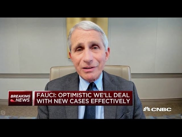 Dr. Anthony Fauci: Coronavirus pandemic has exposed inequities in America's health-care system