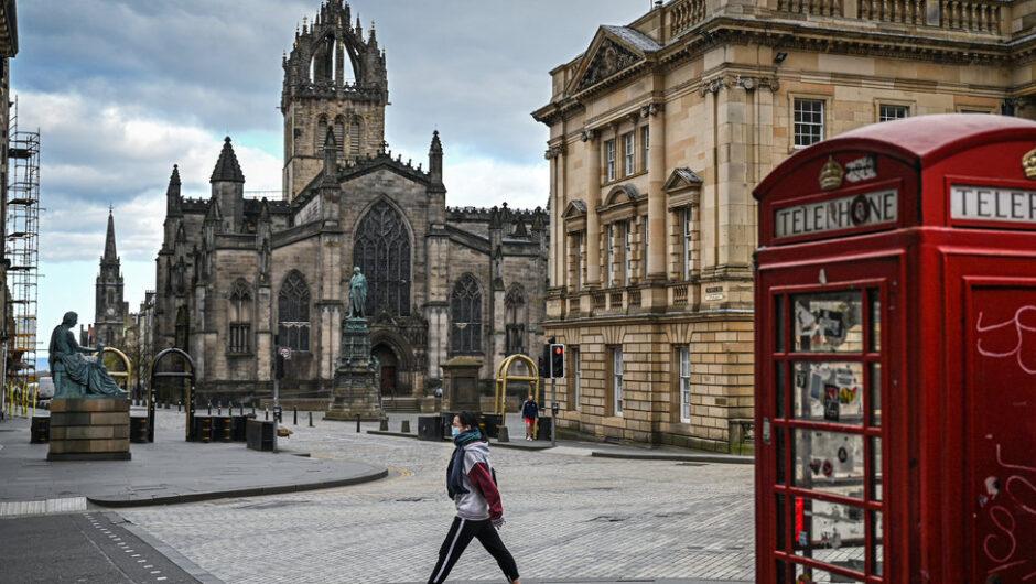 In Tackling Coronavirus, Scotland Asserts Its Separateness From England
