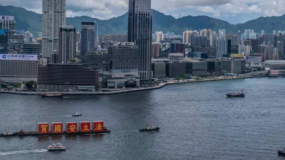 Hong Kong Security Law Redraws Lines, Making Some Ideas Dangerous
