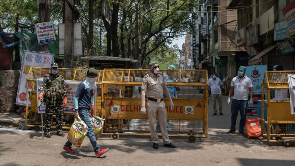 India Rounds Up Critics Under Cover of Virus Crisis, Activists Say