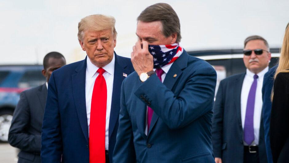As Trump Ignores Virus Crisis, Republicans Start to Break Ranks