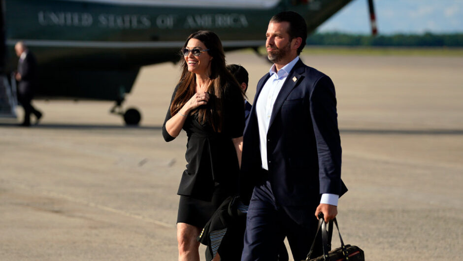 Kimberly Guilfoyle, Top Fund-Raising Official for Trump Campaign, Tests Positive for Coronavirus