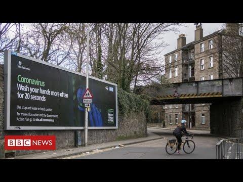 Coronavirus: UK lockdown to be eased next week – BBC News