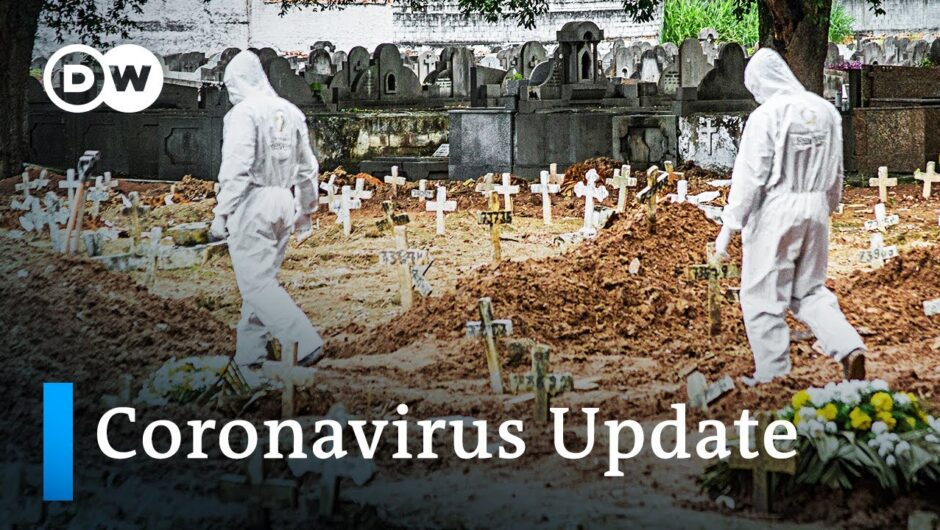 20,000 daily cases in Brazil +++ 5 million coronavirus contractions wordwide | Coronavirus Update