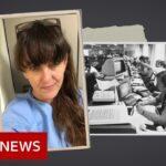 Coronavirus: One thing that makes job loss in US so painful – BBC News