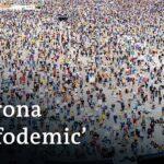 How contagious? Conspiracies, lies & the coronavirus 'infodemic' | DW debate special