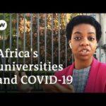 How Africa's universities fight the coronavirus and inequality | DW News